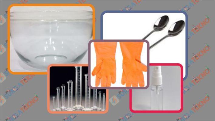 Alat Membuat Hand Sanitizer