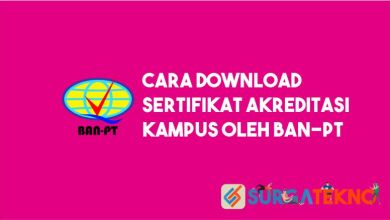 Photo of #2 Cara Download Akreditasi Kampus oleh BAN PT