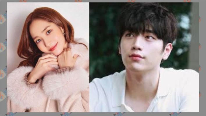 Park Min Young dan Seo Kang Joon