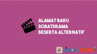 Photo of Alamat Baru Sobatdrama 「UPDATED」