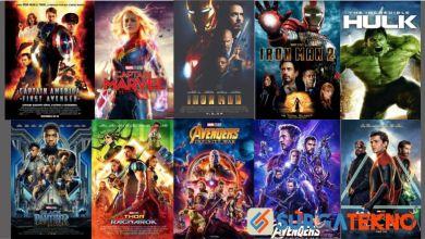 Photo of 23 Urutan Film Marvel Cinematic Universe Berdasarkan Timelinenya
