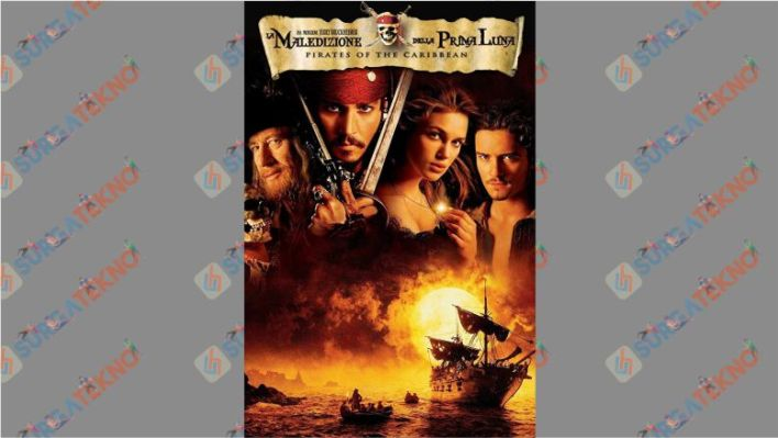 5 Urutan Film Pirates Of The Caribbean Beserta Sinopsis