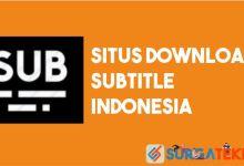 Photo of 10 Situs Download Subtitle Indonesia Terbaik
