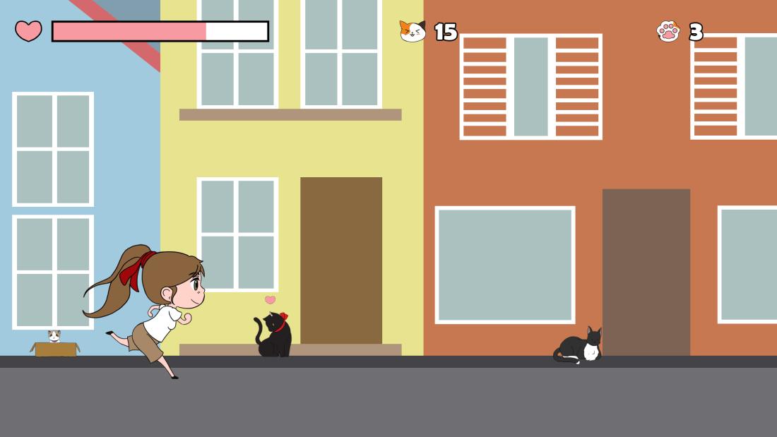 Cat Run Mobile Runner Game Case Study 20