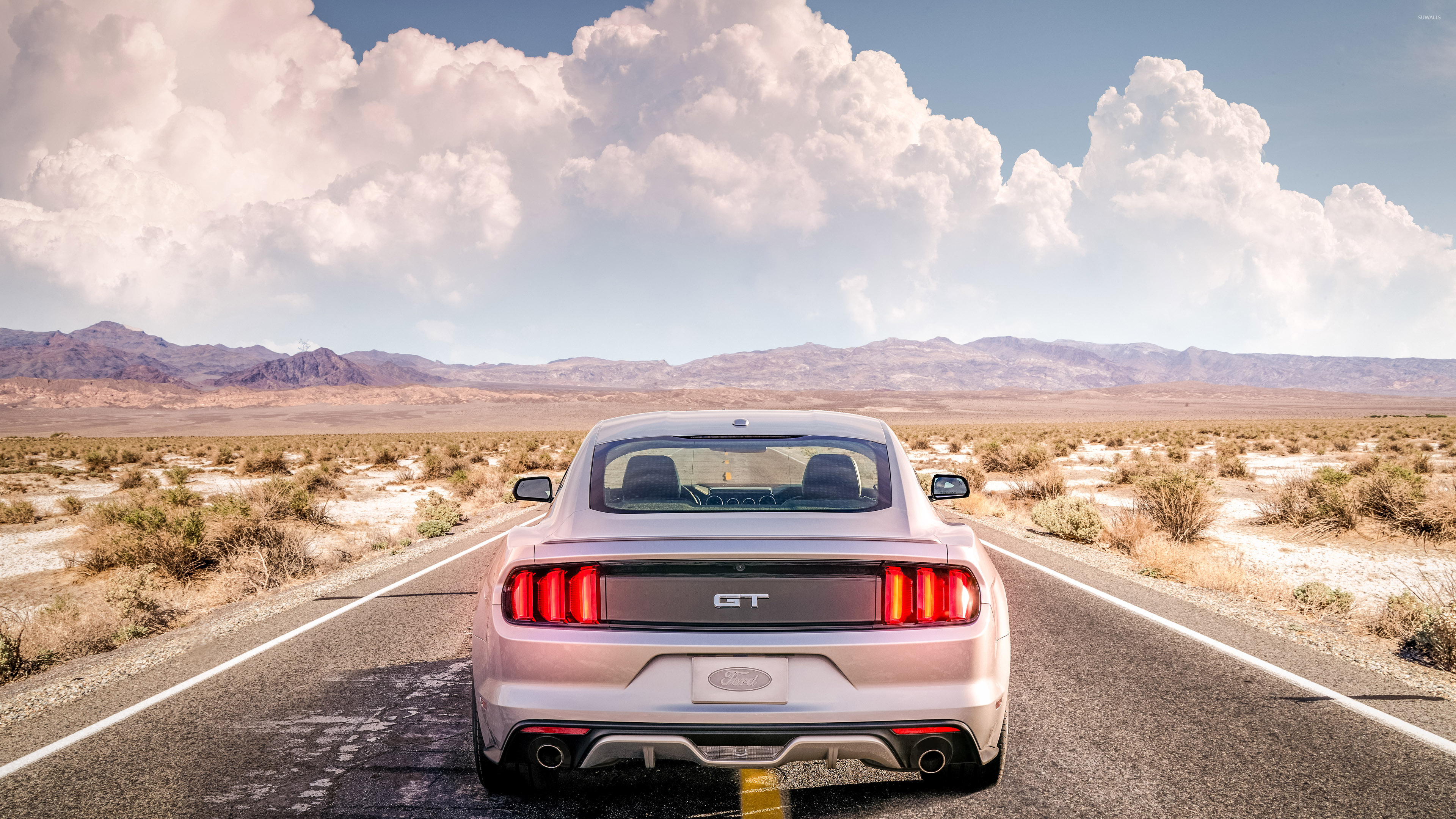 Ford Mustang GT 4 Wallpaper Car Wallpapers 47812