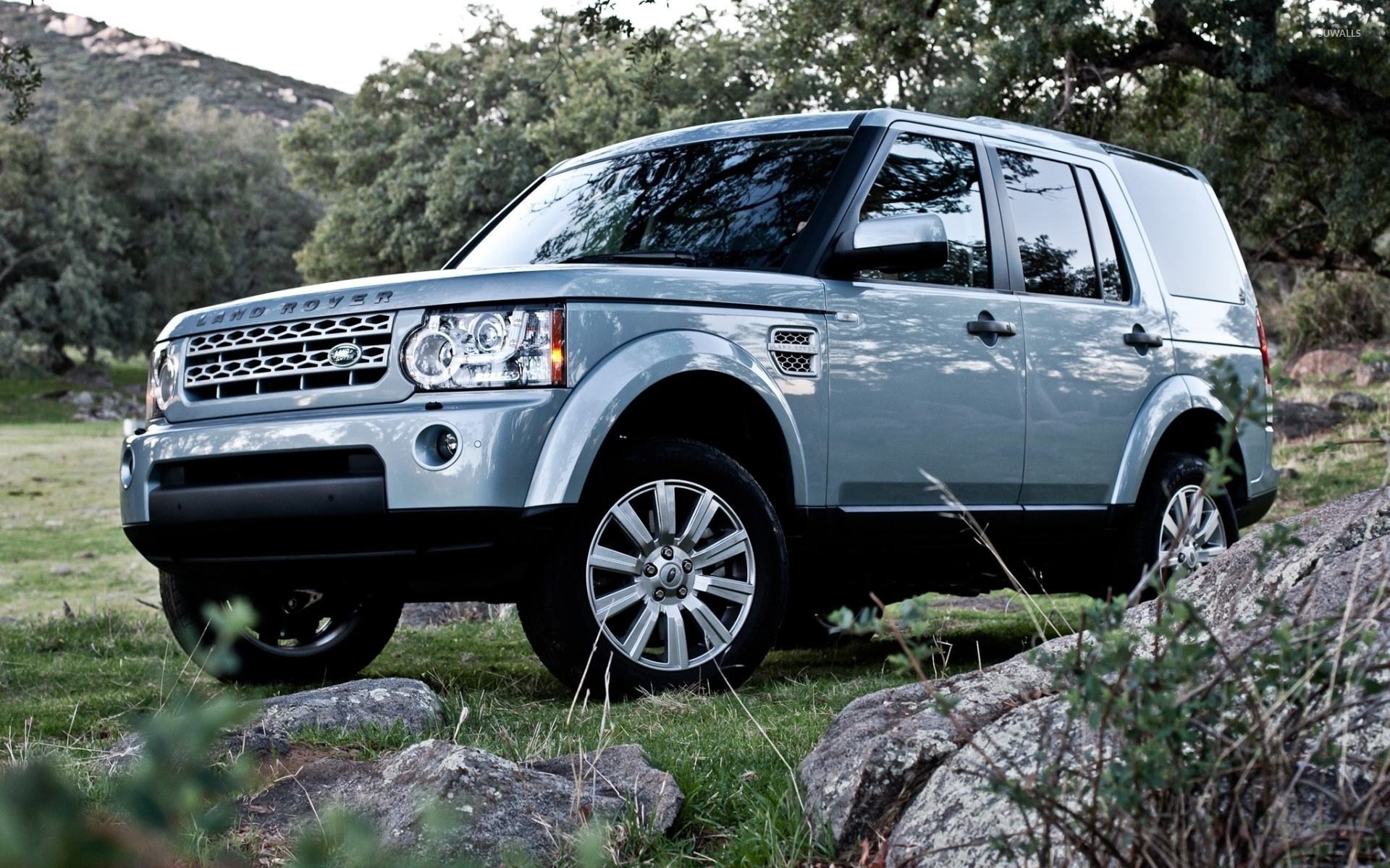 Land Rover Discovery [2] wallpaper Car wallpapers