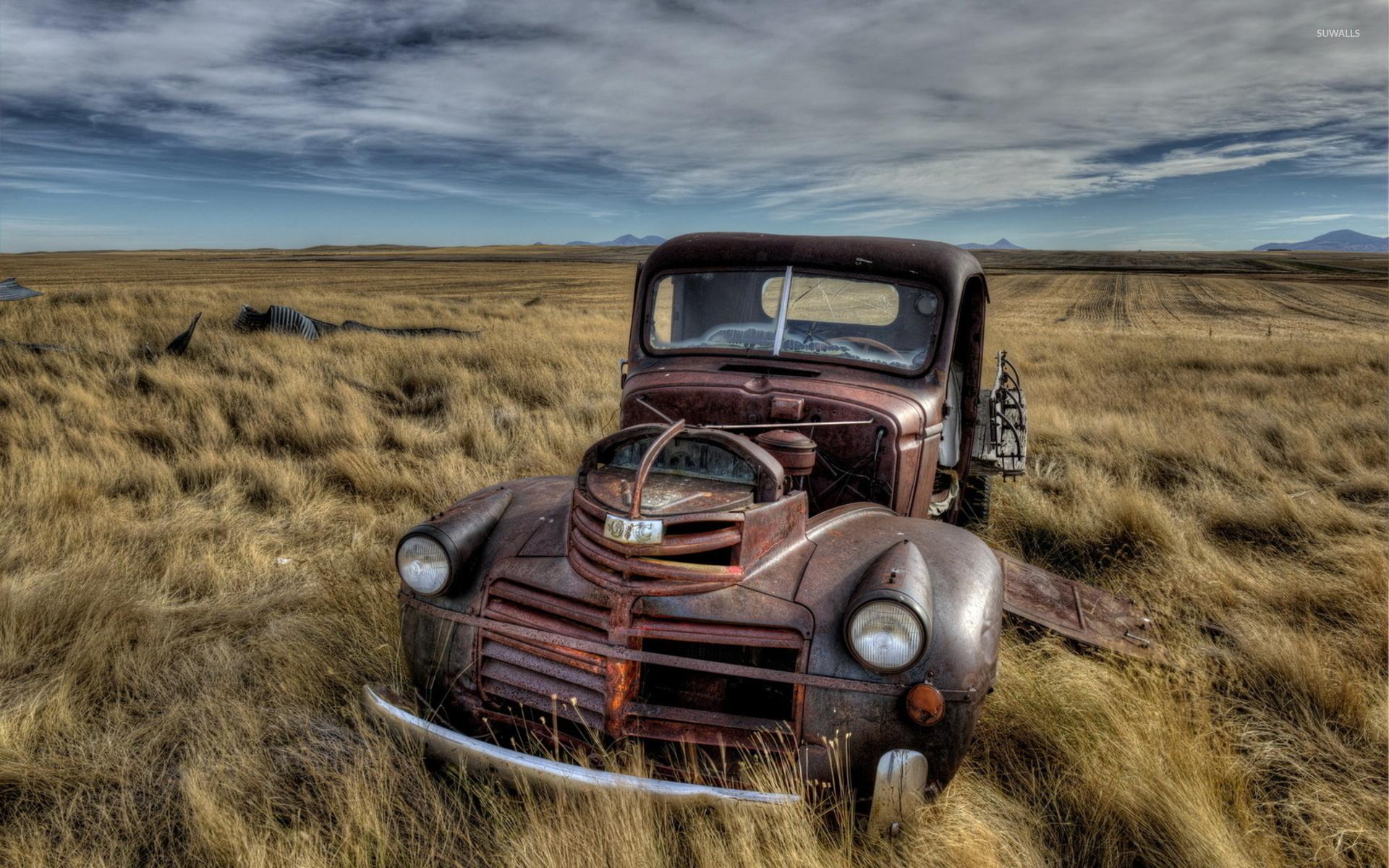 Old Truck Wallpaper Car Wallpapers 38520