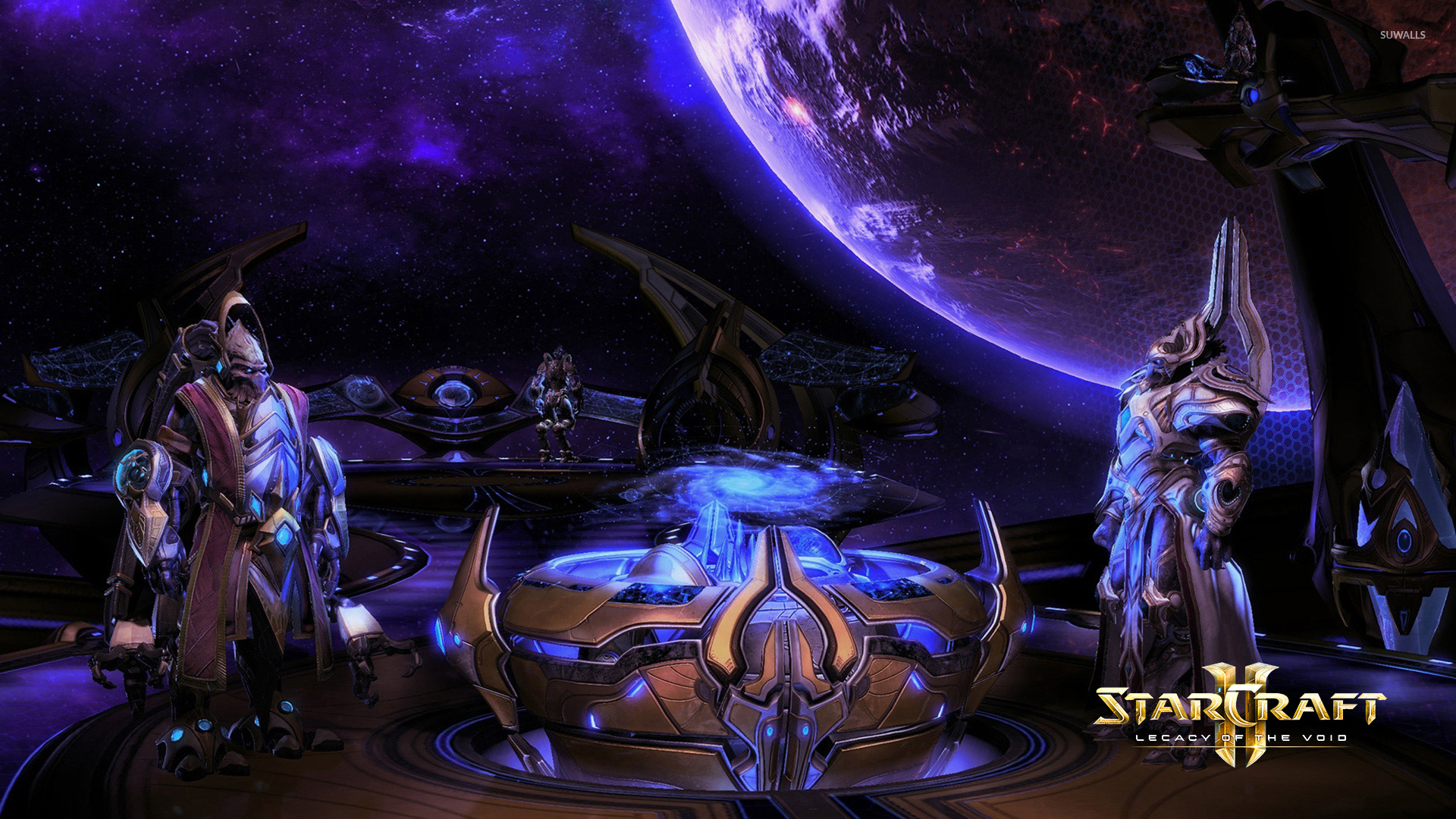 Starcraft 2 Wallpapers Artanis