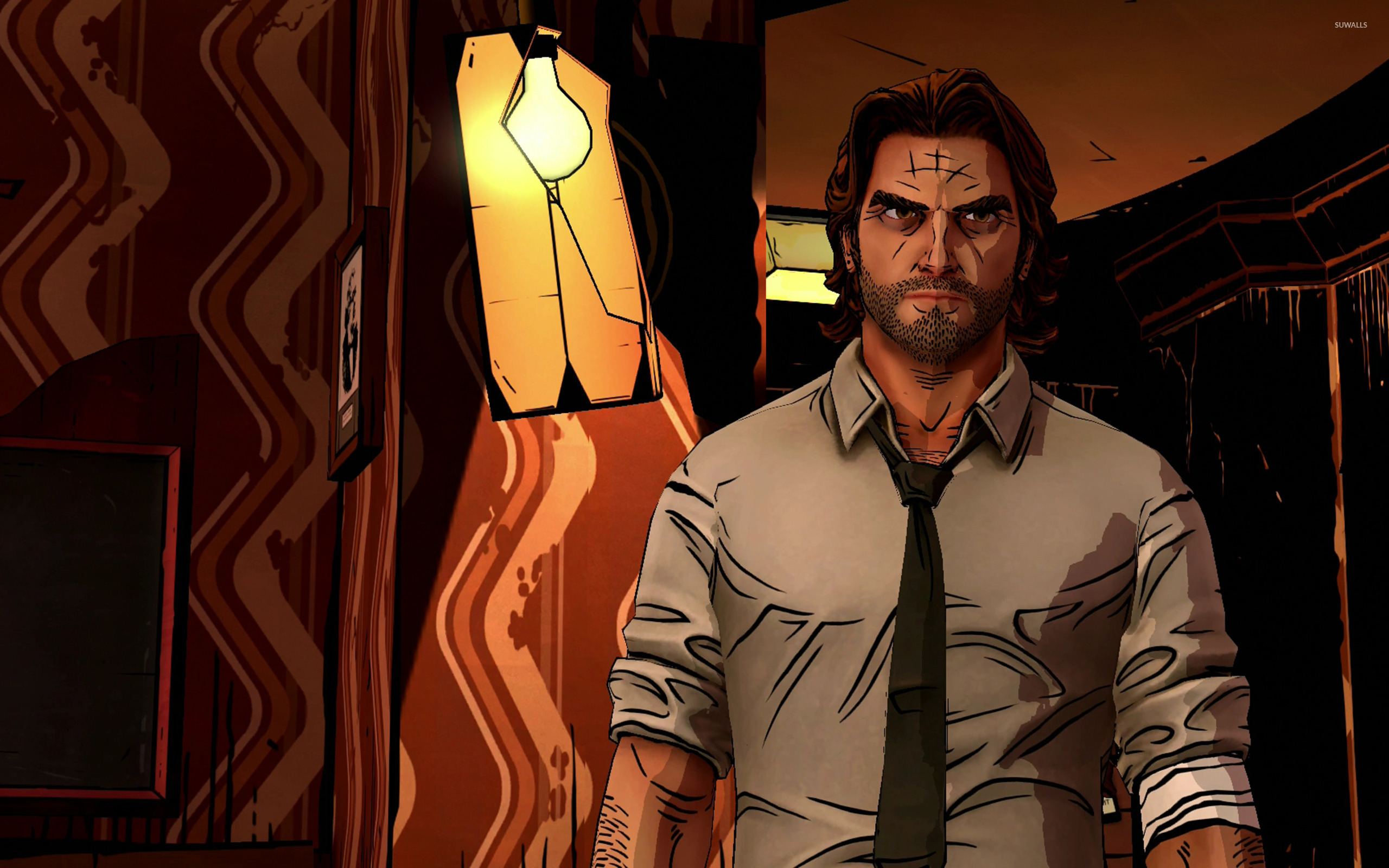 Bigby Wolf The Wolf Among Us Wallpaper Game Wallpapers 32368