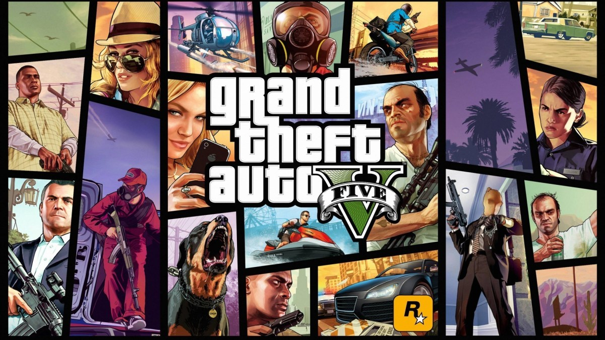Grand Theft Auto V [4] wallpaper - Game wallpapers - #27328