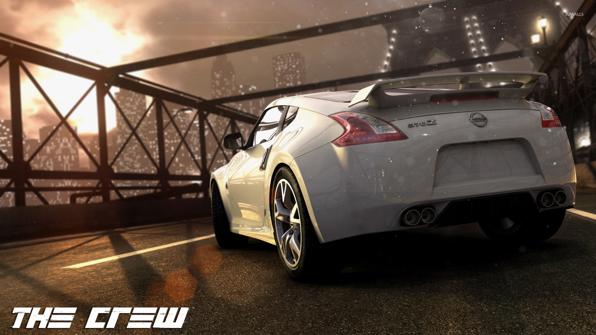 Nissan 370Z The Crew Wallpaper Game Wallpapers 26820