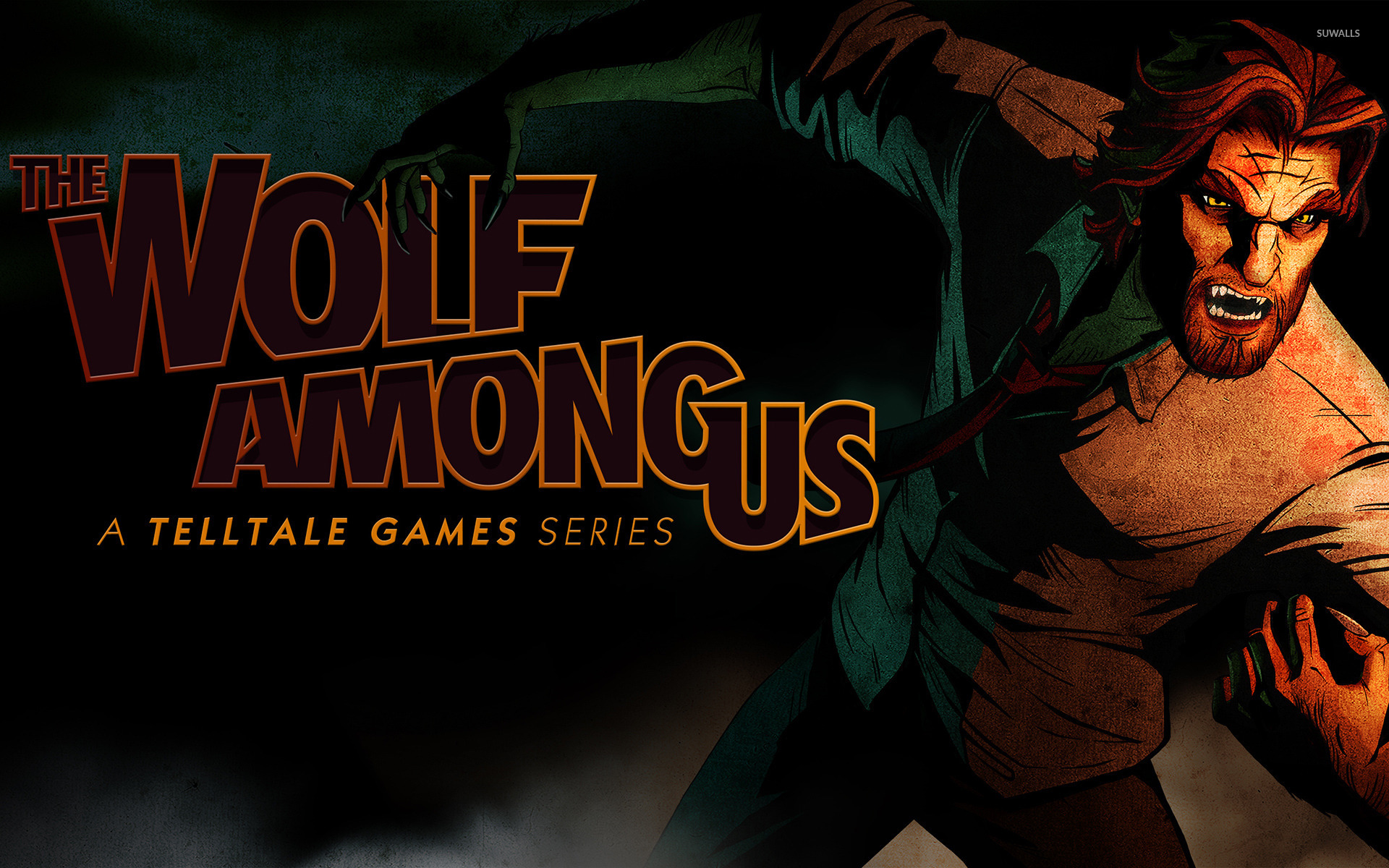 The Wolf Among Us Wallpaper Game Wallpapers 32427
