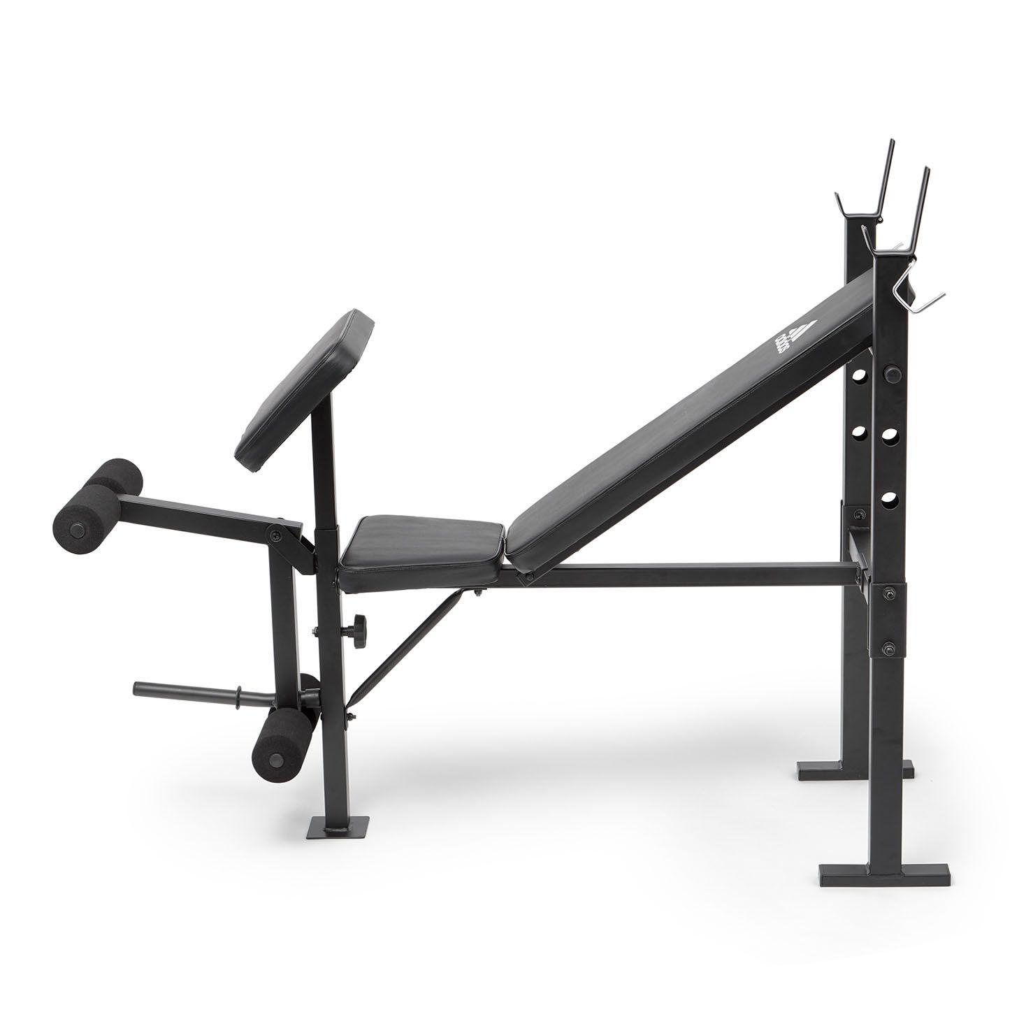 Adidas Essential Workout Bench Sweatband Com