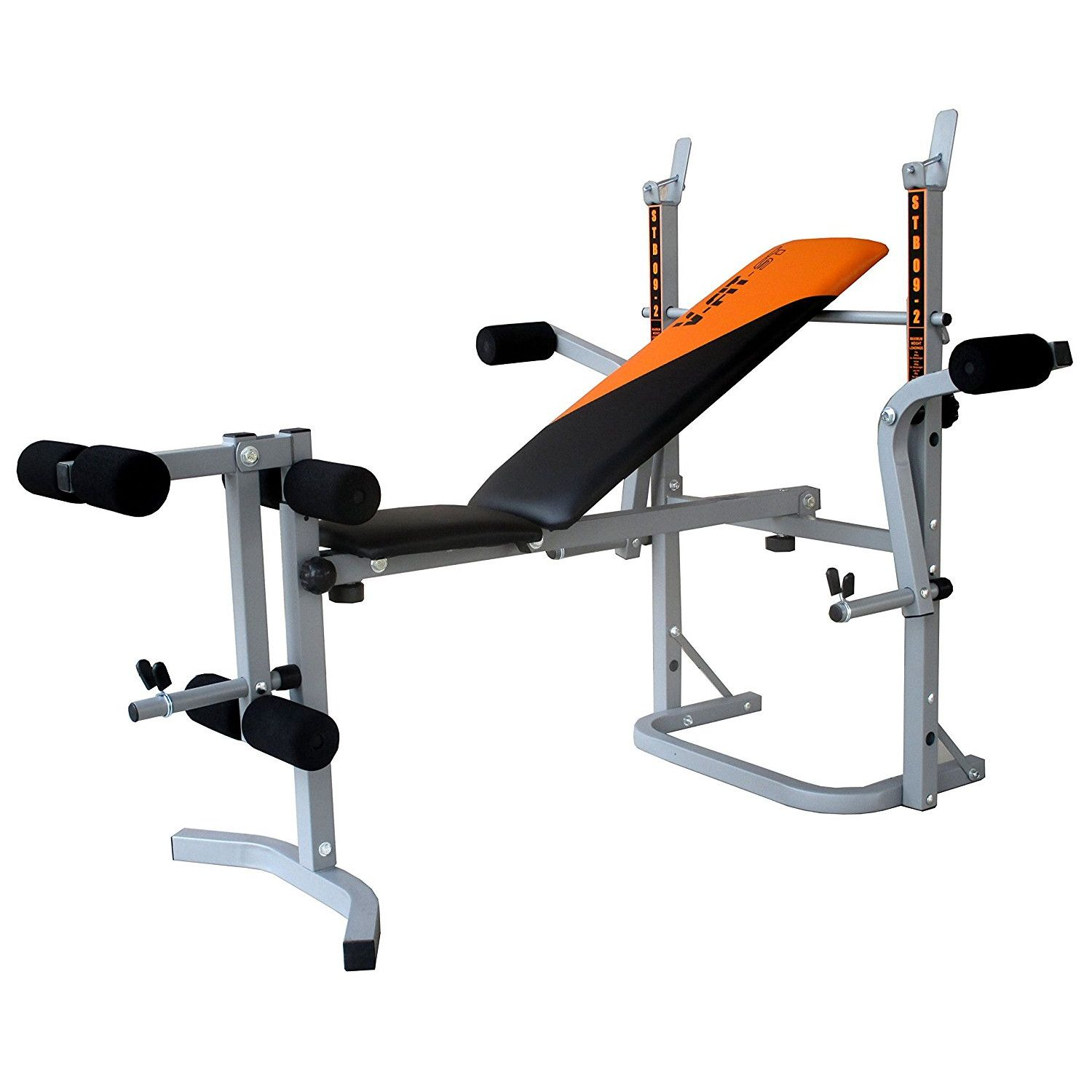 V Fit Stb 09 2 Folding Weight Bench Sweatband Com