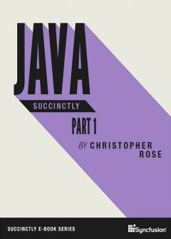 Java Succinctly Part 1 Free eBook