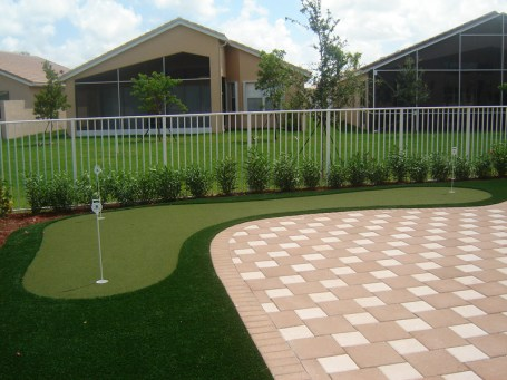 Synthetic Turf International Putting Greens Artificial Grass