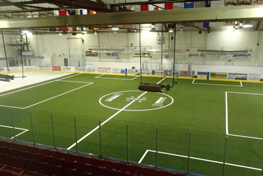 Manluk Global Manufacturing Indoor Soccer Complex 2