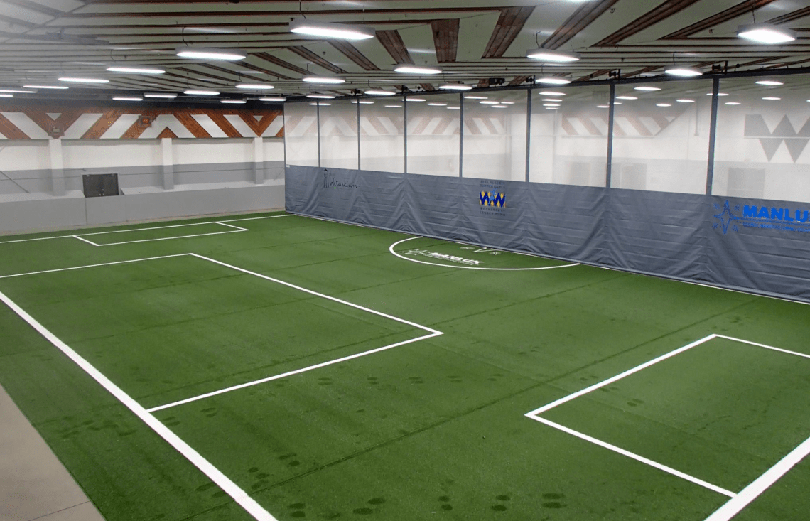 Manluk Global Manufacturing Indoor Soccer Complex 3