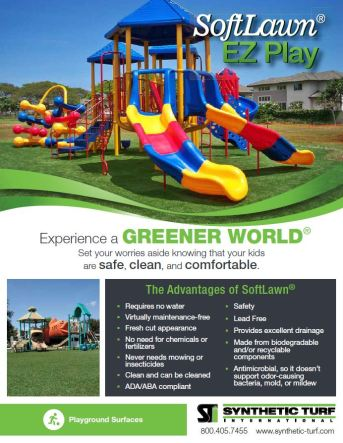 Playground Turf Manufacturer