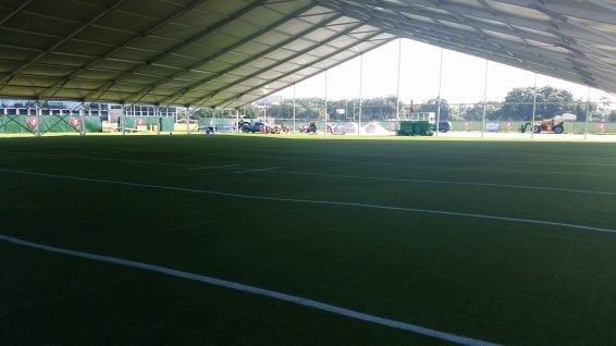 Synthetic Turf Application