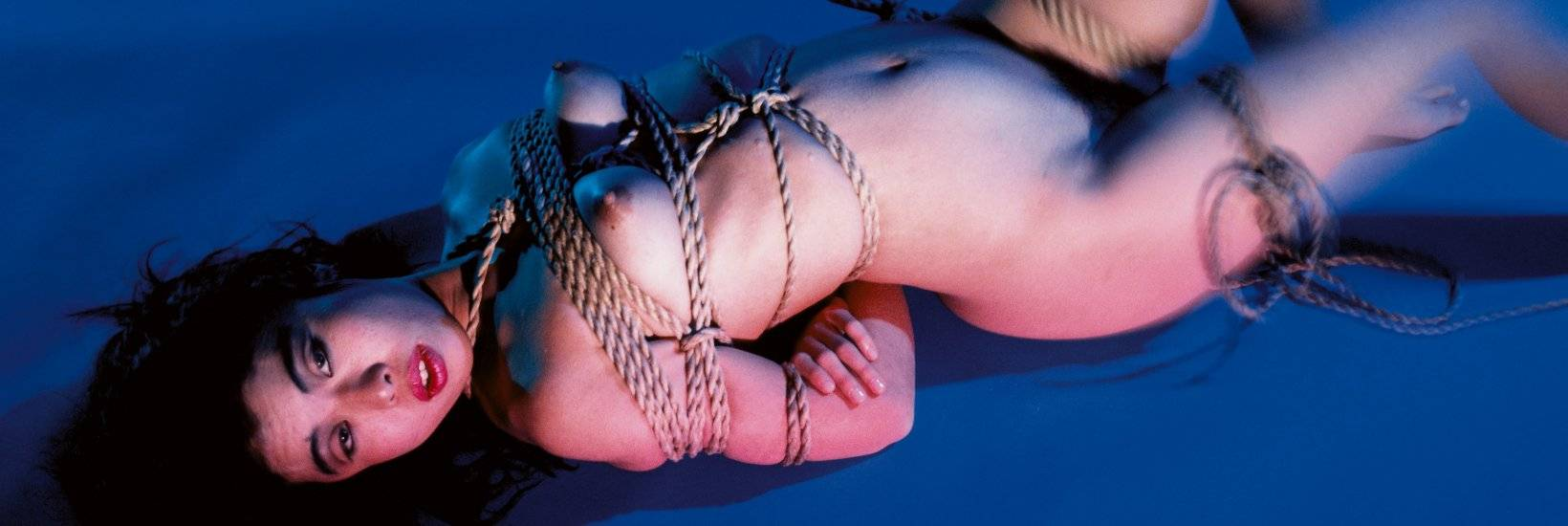 Kinbaku-bi, anyone? -