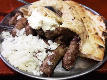 Ćevapi In Ćevabdžinica Željo | TasteAtlas | Recommended authentic restaurants
