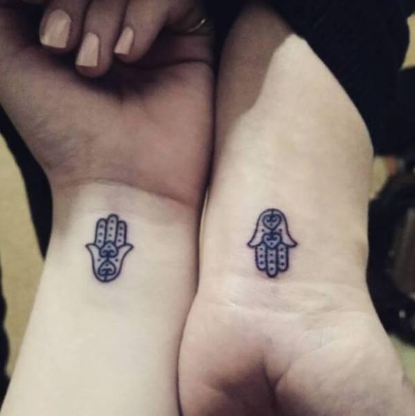 Маленькие Татуировки Дружбы