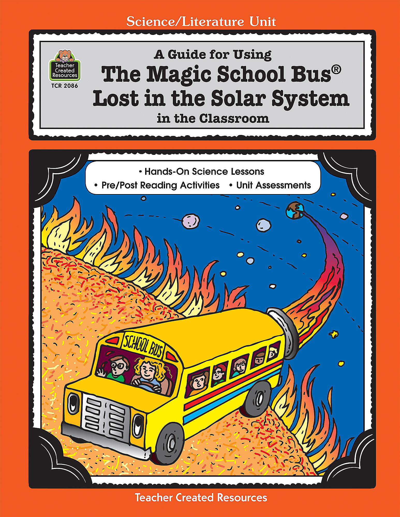 A Guide For Using The Magic School Bus R Lost In The