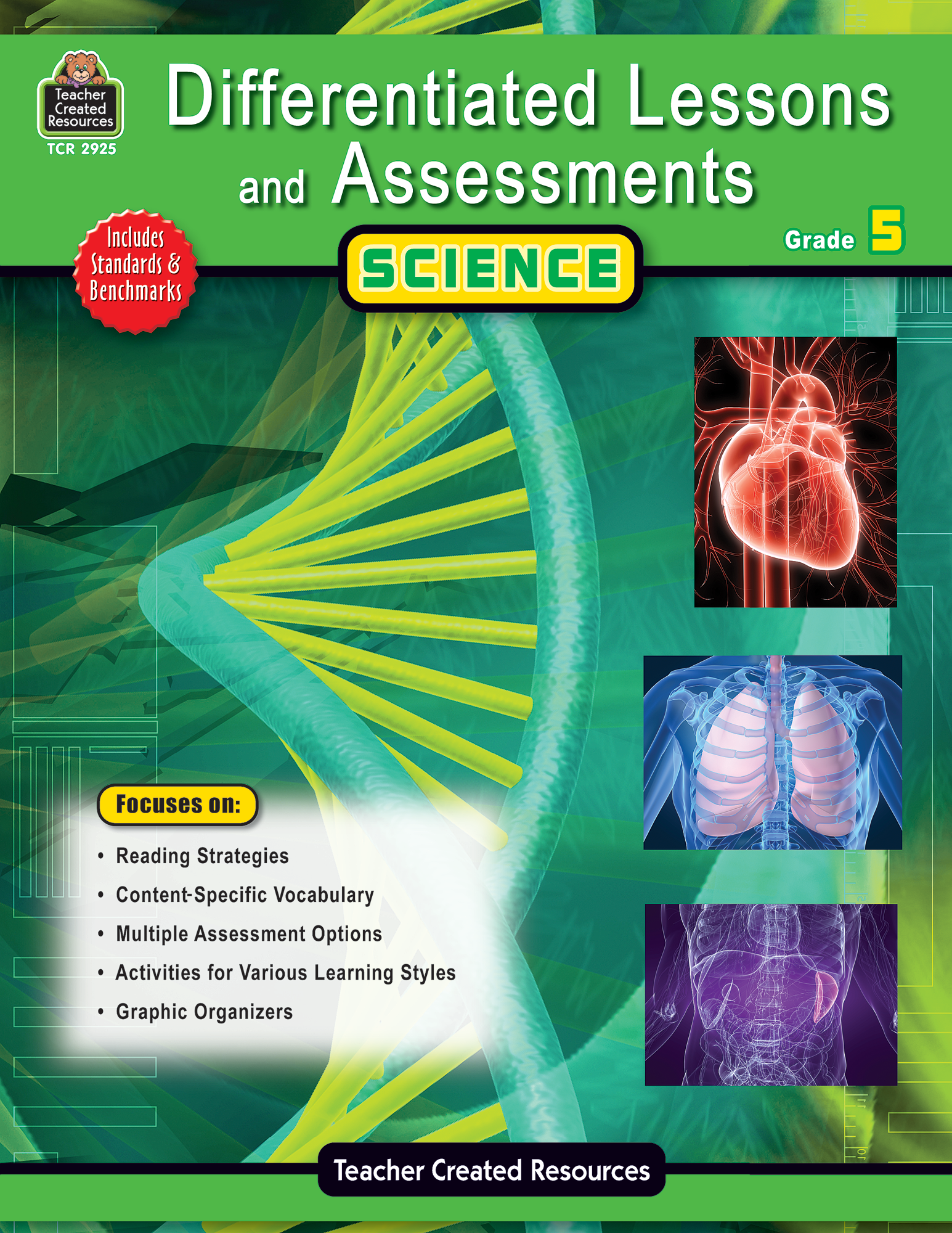 Differentiated Lessons Amp Assessments Science Grade 5