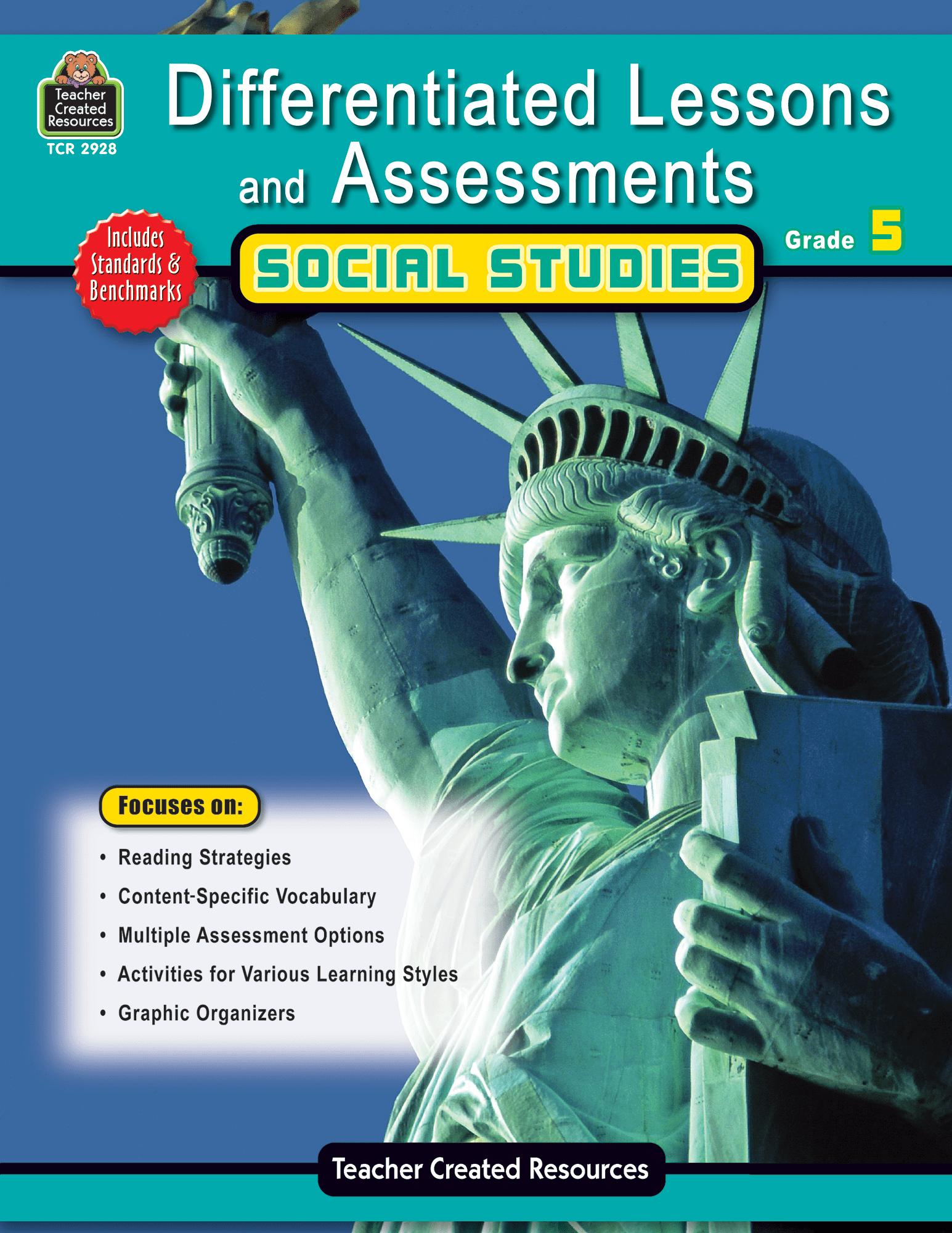 Differentiated Lessons Amp Assessments Social Stu S Grade
