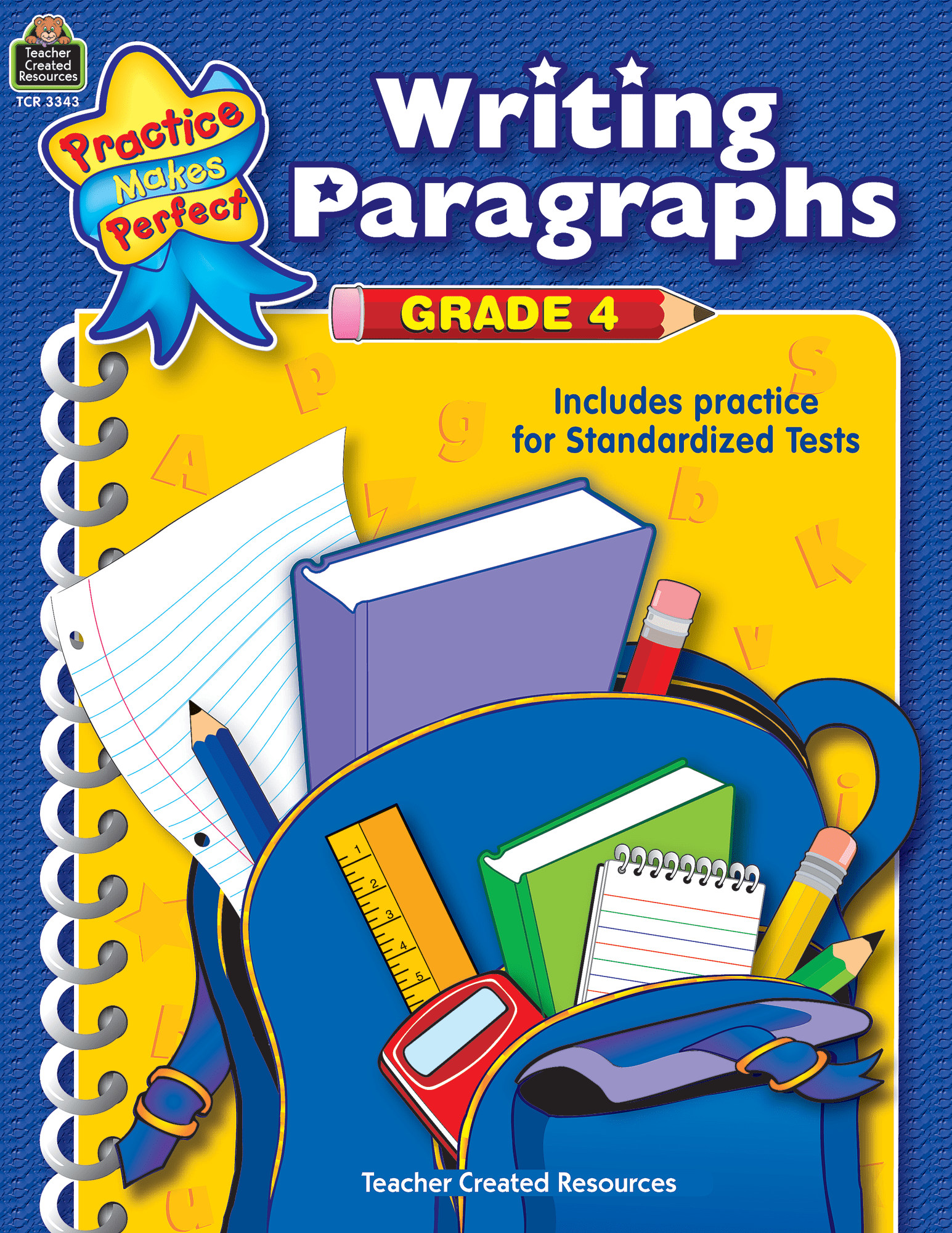 Writing Paragraphs Grade 4