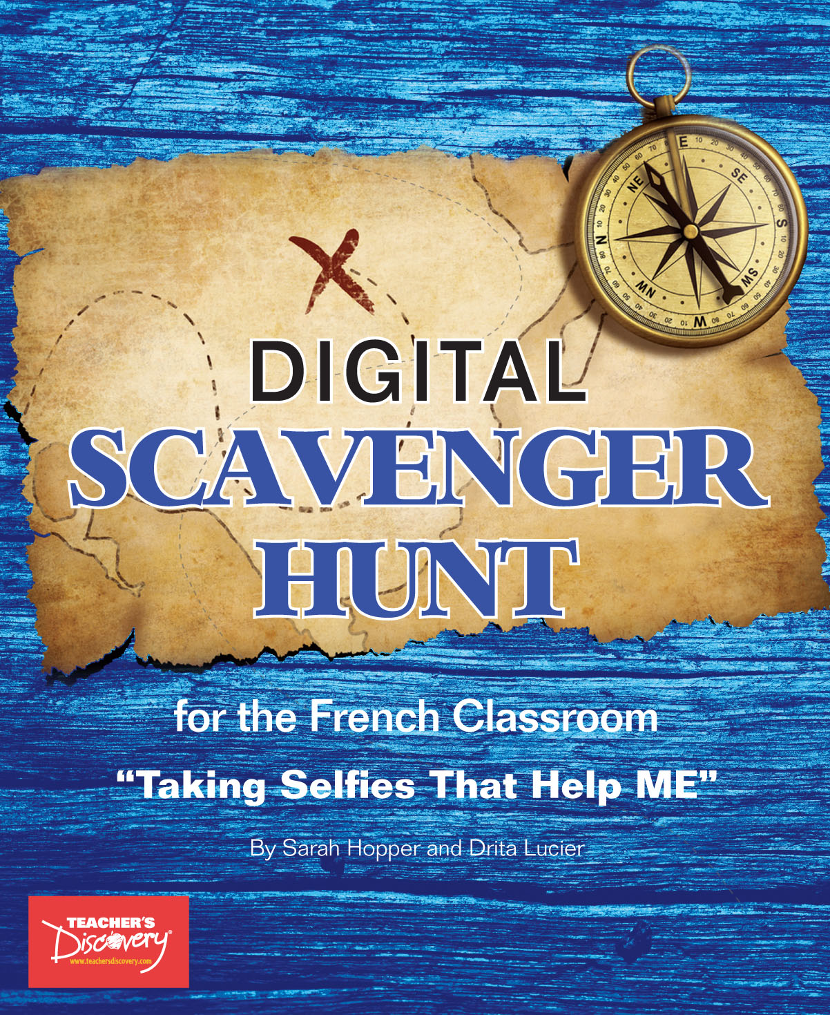 French Digital Scavenger Hunt Book Books Teacher S Discovery