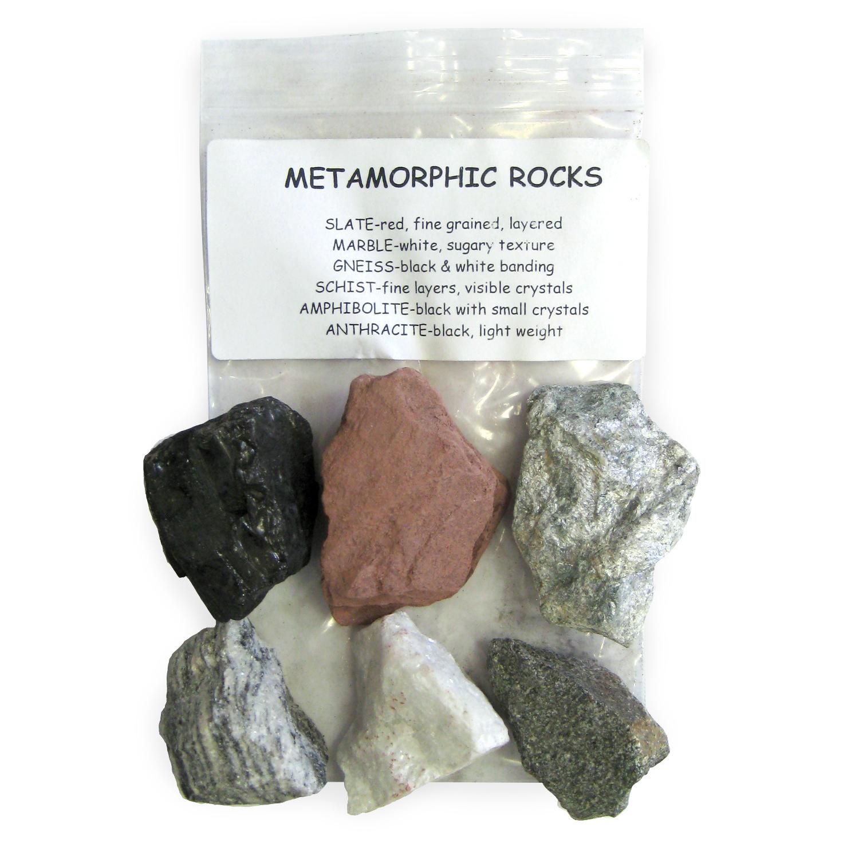 Scott Resources Amp Hubbard Scientific Metamorphic Rock Bag