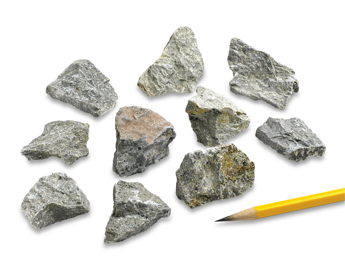 Igneous Rocks Andesite Pack Of 10