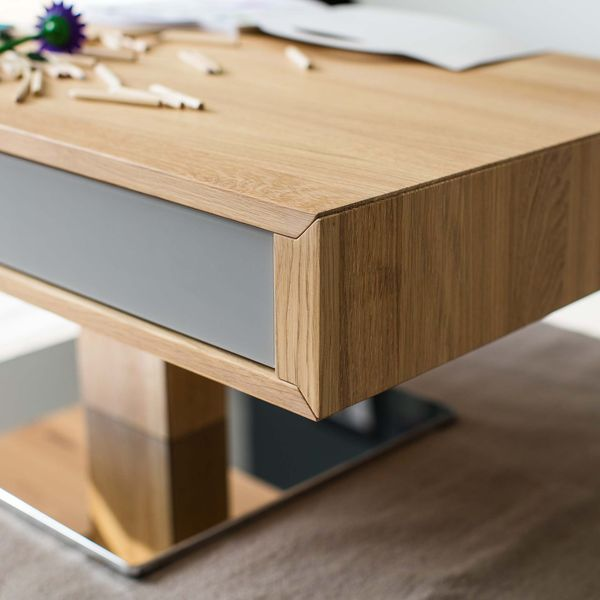 lift coffee table height adjustable