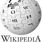 wikipedia official logo