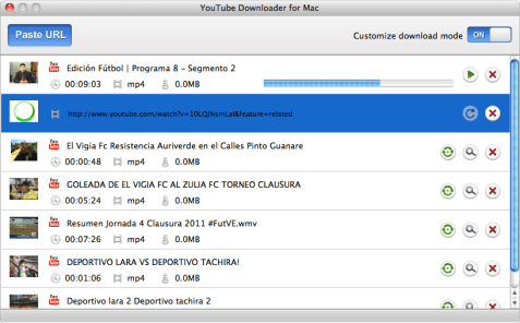 Free youtube downloader for Mac