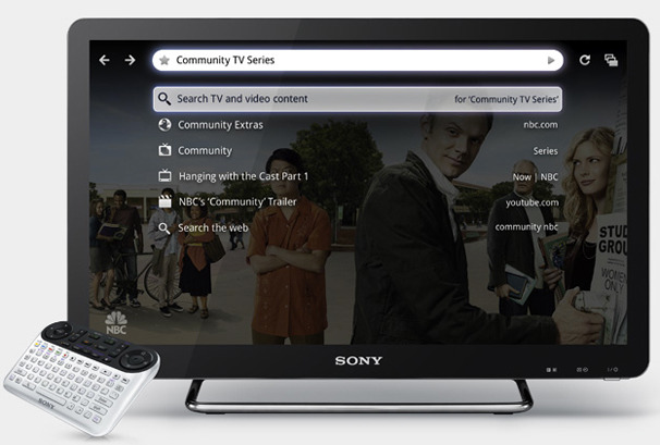 Sony NSX-40GT1 –The TV Ecosystem Revolutionized