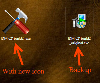 Set Custom Icon to any Exe File Easily With Resource Hacker