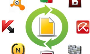 Scan files with multiple antivirus