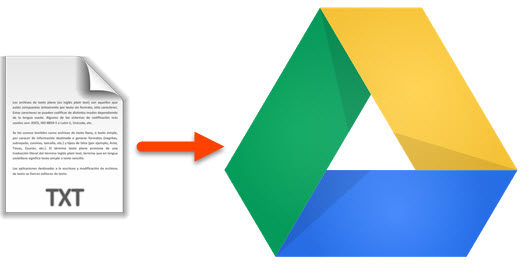 How to Create and Edit Text Files (txt, php, etc) in Google Drive