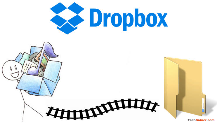 How to Change Dropbox Default Folder Location on Windows