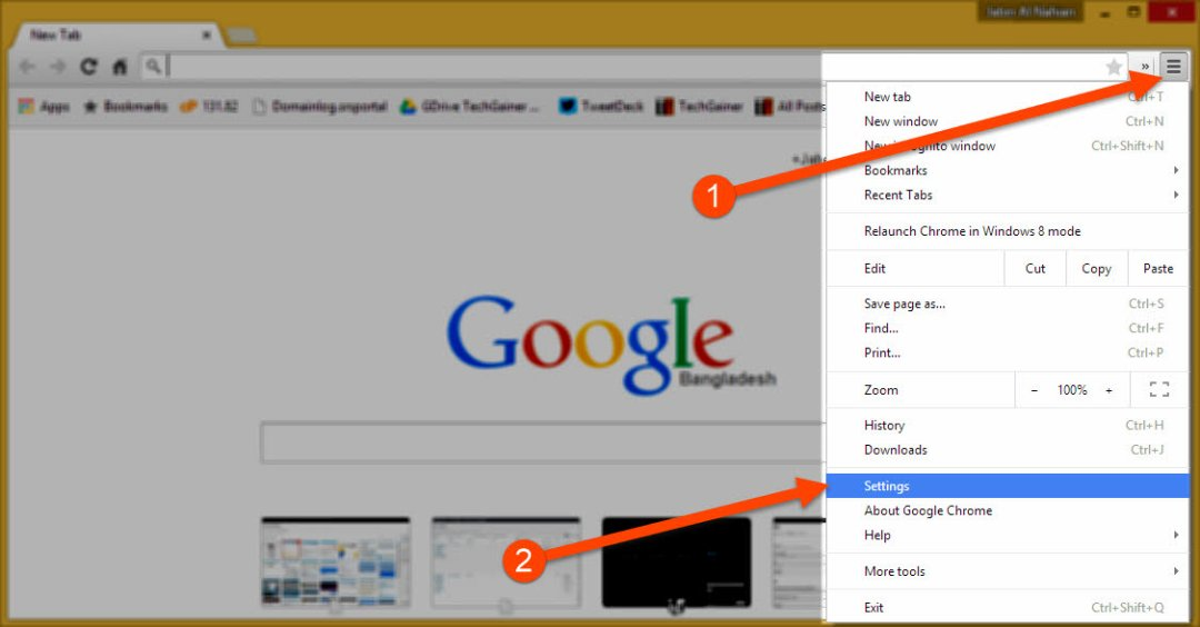 How to Disable Chrome Malware or Phishing Site Warnings