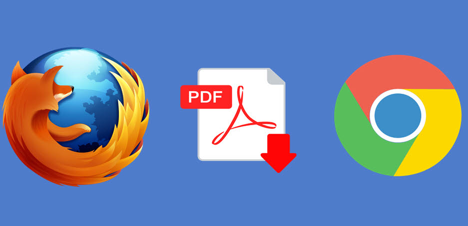 Stop Firefox and Chrome from Opening PDF Files