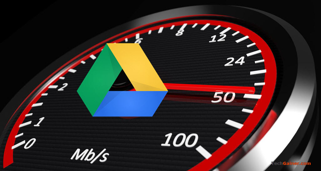 How to Limit Upload or Download Speed of Google Drive Client