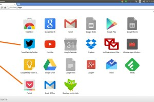 Pin Chrome apps to to Unity launcher