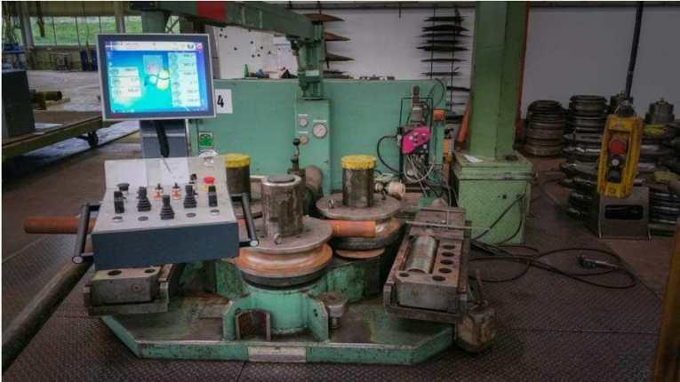 Automatic bending machines allow flexibility
