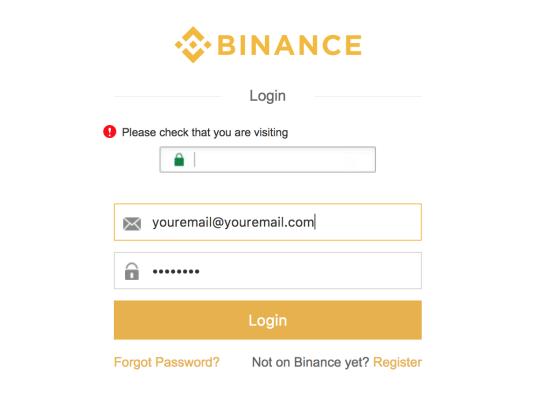 Delete Binance Account
