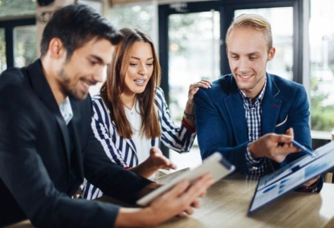 Digitisation of small business