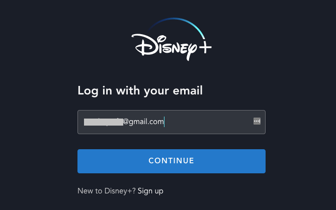 Disney+ is Not Available On This Chromecast Device login again